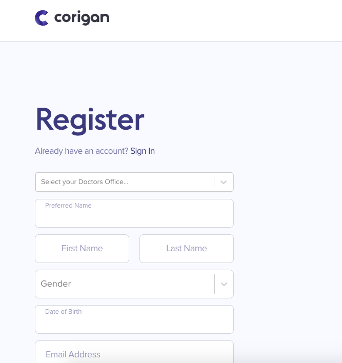 Registration Video Guide